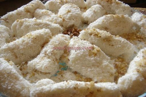 Hindistan Cevizli Cikolatali Lokum Kek