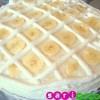 Hurmalı Muzlu Pasta Tarifi