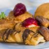 Hurmalı Rulo Pasta Tarifi