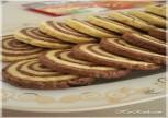 İki Renkli Bisküviler Tarifi