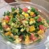 Ispanaklı Avokado Salatası Tarifi