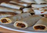 Ispanaklı Tortilla Dürüm Tarifi