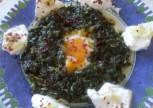 Ispanaklı Yumurta 2 Tarifi