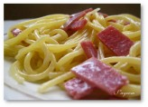 Jambonlu makarna sosu