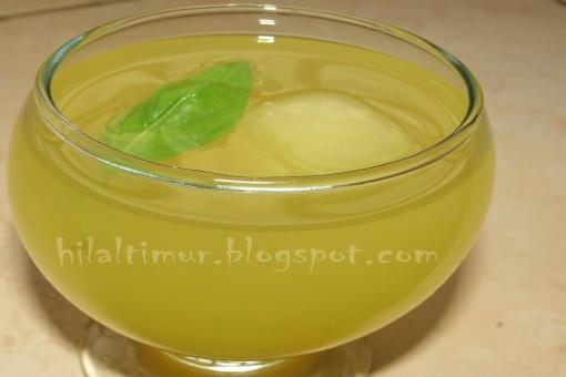Limonata Yapımı
