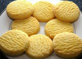 Limonlu Halka Bisküviler