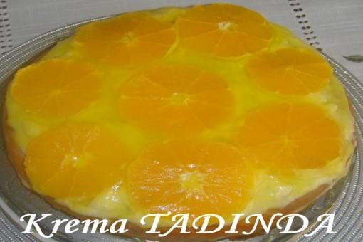 Limonlu Kremali Pasta