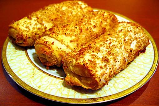 Mantarli Tavuk Börek
