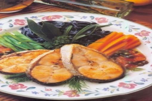 Marine Edilmiş Somon Balığı