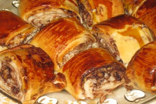 Mayali Pasta Çörek