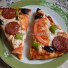 Mayasız Pizza Tarifi