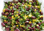 Meksika Fasulyeli Salata Tarifi