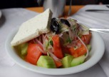 Meşhur Yunan Salatası Tarifi