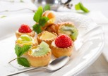 Meyveli Minik Tartlar Tarifi