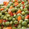 Mısırlı Bezelyeli Kuskus Salatası Tarifi