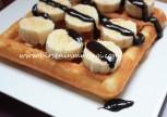 Muzlu Çikolatali Waffle Tarifi