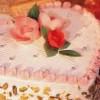 Muzlu Kalp Pastası 10 Kişilik