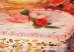 Muzlu Kalp Pastası 10 Kişilik Tarifi