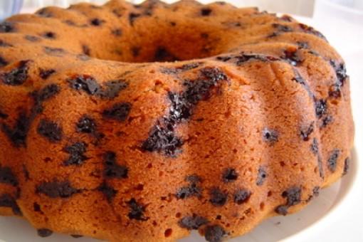 Neskafeli Damla Çikolatalı Kek