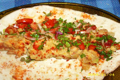 Nohut Kebabı