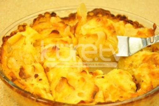 Oktay Usta Sütlü Patates