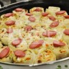 Oktay Usta Yufkadan Pizza Tarifi