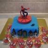 Örümcek Adam Pastası Tarifi
