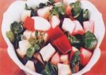 Pancar ve Armut Salatası Tarifi