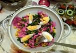Pancarlı Yumurta Salatası Tarifi