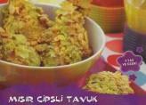 Patates Cipsli Omlet
