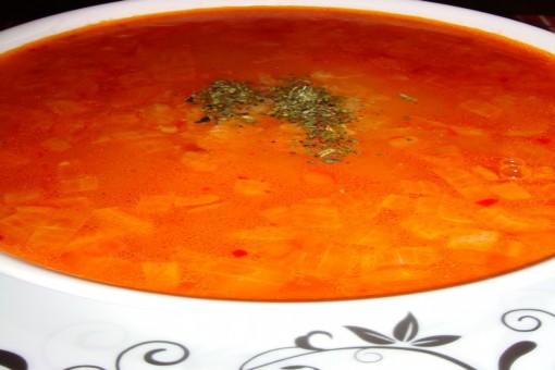 Patatesli Bulgur Çorbası Yöresel