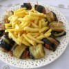 Patatesli Patlıcan Sarma Tarifi