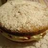 Peynir Kremalı Pasta Tarifi