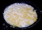 Peynirli Karışık Yumurta