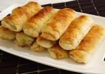 Pirasali Havuçlu Börek Tarifi