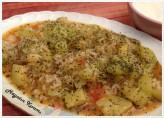 Pirinçli Kabak Yemeği