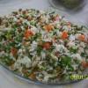Pirinçli Karışık Salata Tarifi