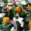Portakallı Ispanak Salatası