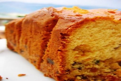 Portakalli Sünger Kek