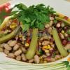 Rokalı Barbunya Salatası Tarifi