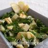 Rokalı Enginar Salatası Tarifi