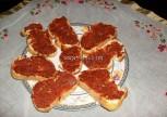 Salçalı Ekmek Tarifi