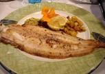 Salmonlu Dil Balığı Filetosu Tarifi