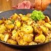 Sarımsaklı Patates Sote Tarifi