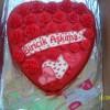 Şeker Hamurlu Aşk Pastası : Tarifi