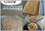 Serit Yas Pasta Tepside Pandispanya Tarifi