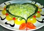 Sevgi Salatası Tarifi