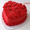 Sevgililer Günü Pastası…. Tarifi