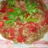 Siyah Zeytinli Közlenmiş Sebze Salatası Tarifi