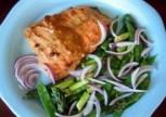 Somon Balığı Ve Fırında Baharatlı Patates Tarifi